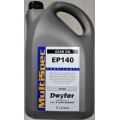 EP 140 Gear Oil 5 Litres