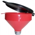 Safety Funnel with Lid